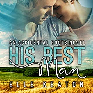 His Best Man audiobook cover art