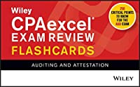 Wiley CPAexcel Exam Review 2021 Flashcards: Auditing and Attestation