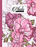 """Photo Album: Roses Album, Large Photo Albums with Writing Space Memo, Extra Large Capacity Picture Album, Family, Baby, Wedding, Travel Photo Book, 120 Pages, Size 8.5"""" x 11"""" by Klaus Peter Strobel"""