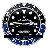 Rolex Rolex GMT Batman - Reloj de pared,...