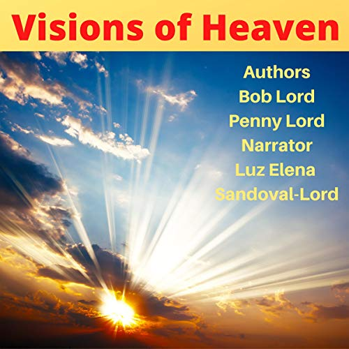 Visions of Heaven audiobook cover art