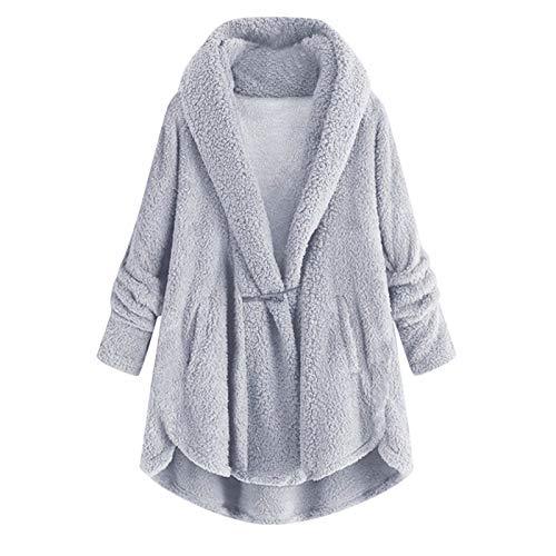 WUDUHUI Mode Damen Herbst und Winter Damenbekleidung Europäische und amerikanische...