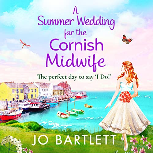 A Summer Wedding for the Cornish Midwife cover art