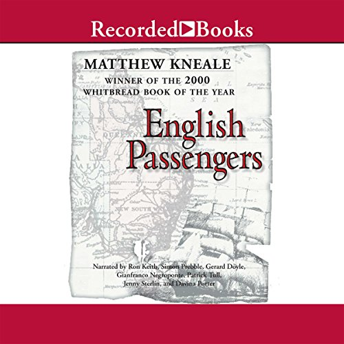 English Passengers audiobook cover art
