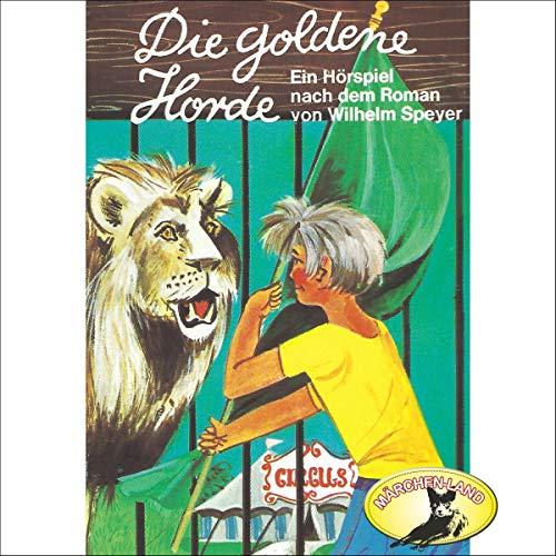 Die goldene Horde cover art