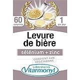 Vitarmonyl - Levure De Bière Slenium Zinc 60 Comprimés - Lot De 3 - Vendu Par Lot -...