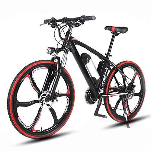 MYRCLMY Outroad Mountainbike 21-Gang 6 Speichen 26 in Shining Doppelscheibenbremse Fahrrad Faltrad für Erwachsene Teen