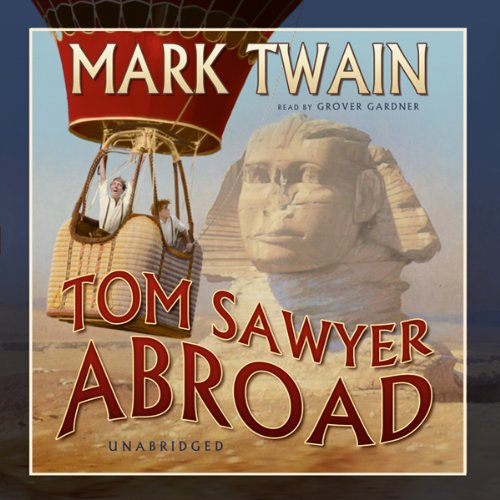 Tom Sawyer Abroad  Audiolibri