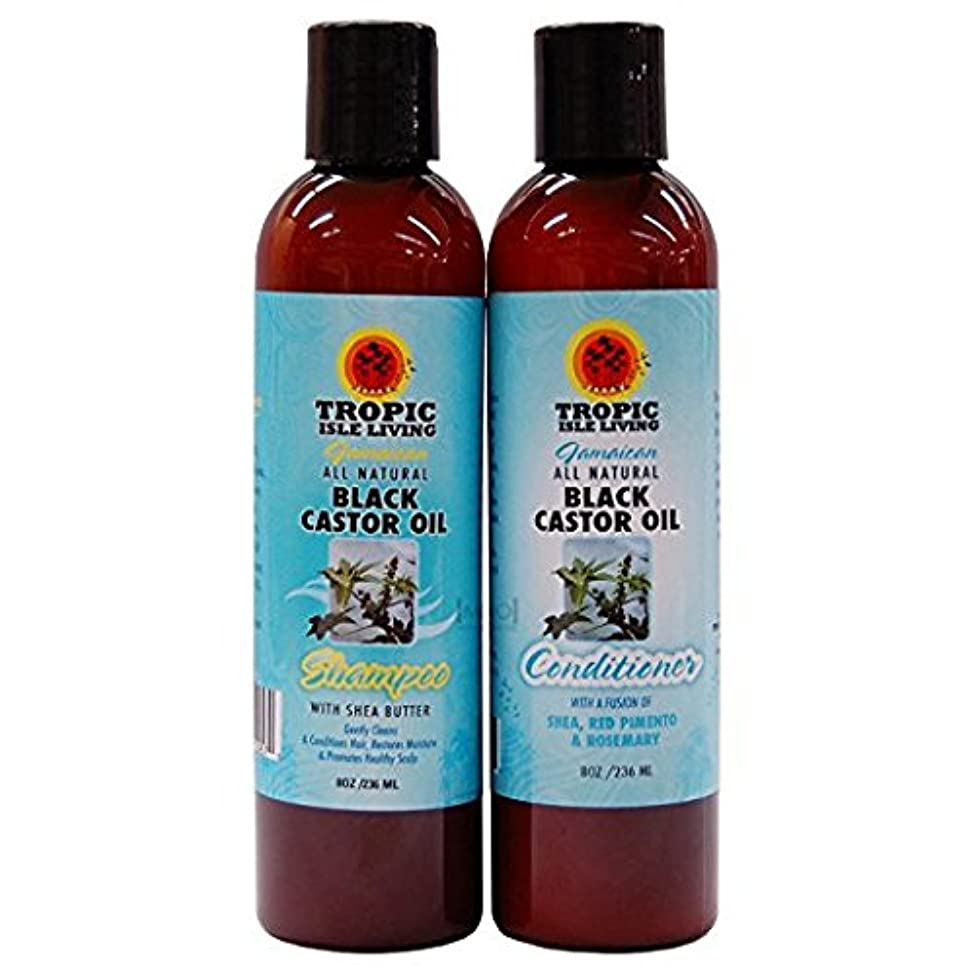 Tropic Isle Living Shampoo+Conditioner Combo Set