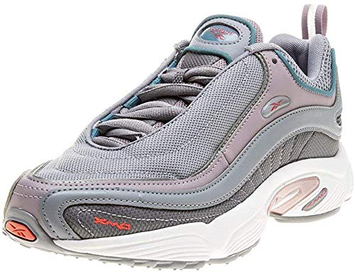 Reebok Daytona DMX MU, Zapatillas de Running Unisex Adulto, Multicolor (W Enhance/Cool Shadow/Cold Gry/Lilac/Red 000), 38.5 EU
