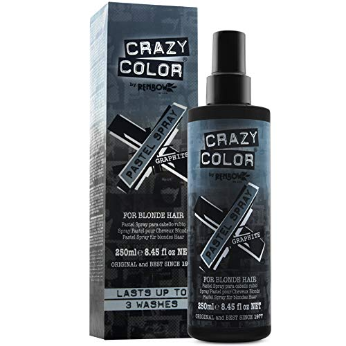 Crazy Color Pastel Spray Graphite - 250 ml