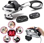 ZOUJUN Multifunctional Massager?Massage Deep Tissue Percussion Muscle Massager Handheld Electric Body Massager Gun for Muscle Recovery and Back