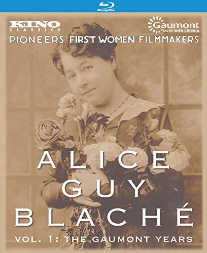 ALICE GUY BLACHE Volume 1: The Gaumont Years [Blu-ray]