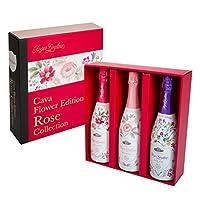 ロジャー グラート カヴァ ロゼ フラワーエディション3種 コレクションBOX