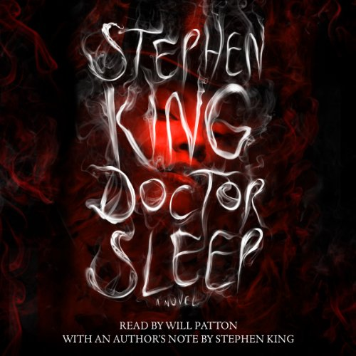 Doctor Sleep audiobook cover art