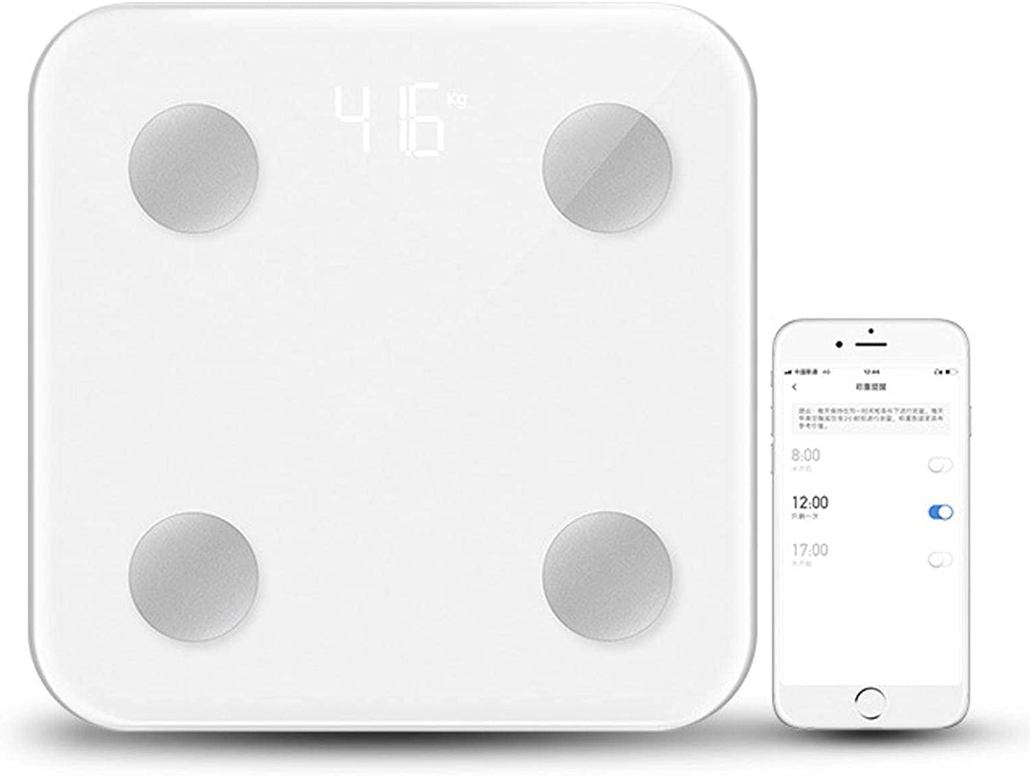 N\C Smart Weight Complete Free Shipping Scale Human Electronic Manufacturer direct delivery Body Fat Recharg