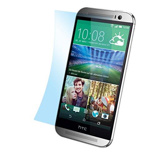 doupi Ultrathin Schutzfolie für HTC ONE (M8), SuperClear Bildschirm Schutz (9X Folie in Packung)
