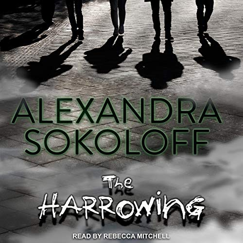 The Harrowing audiobook cover art