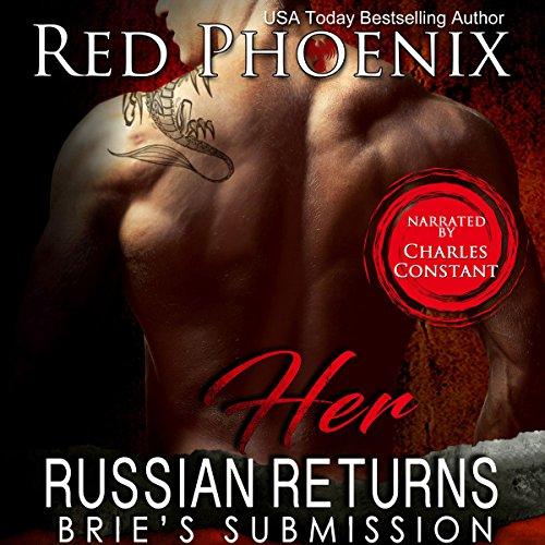 Her Russian Returns audiobook cover art