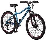 Schwinn High Timber Mountain Bike, ALX, 26-Inch Wheels, Blue