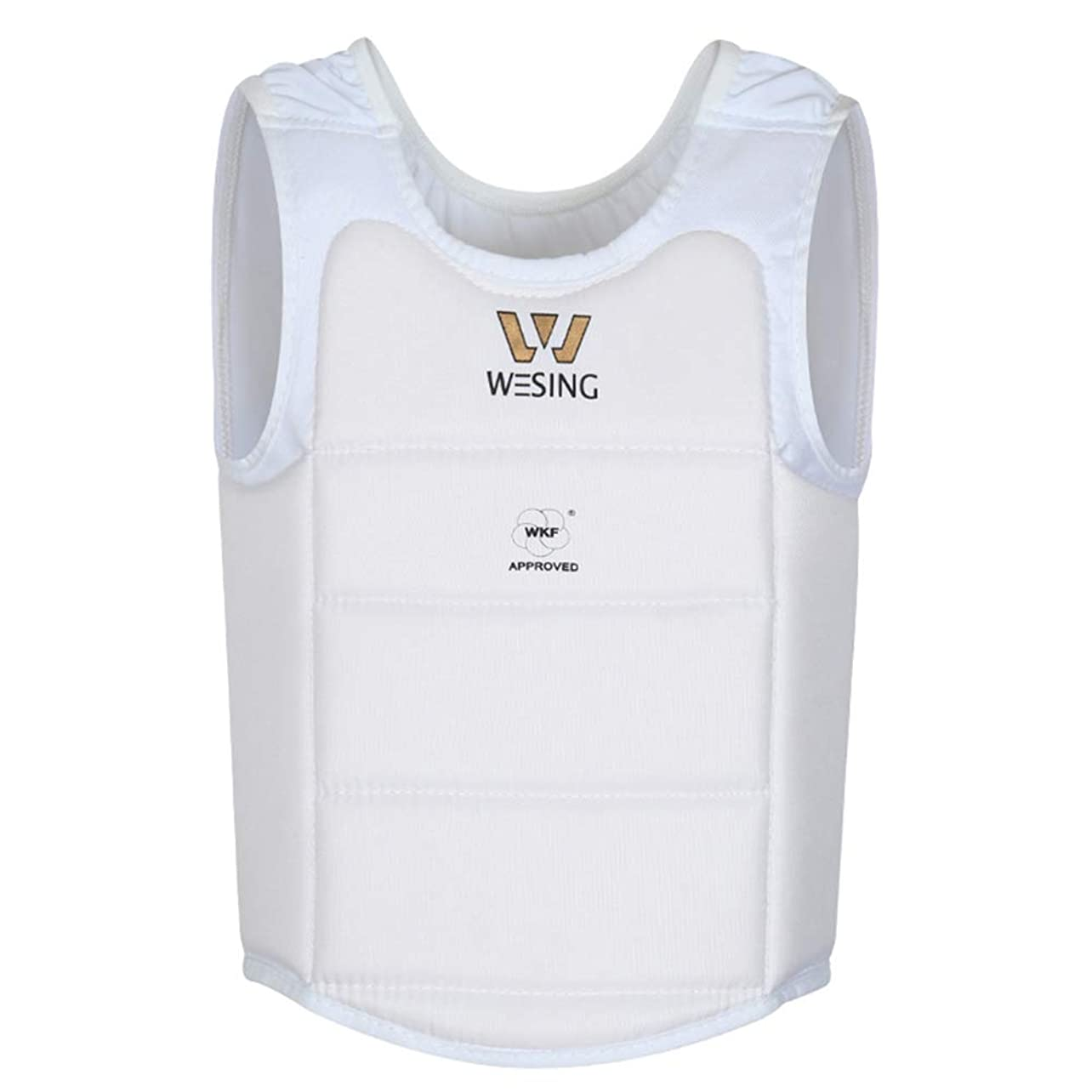 Wesing WKF Approved Karate Chest Protector MMA Chest Protector oaowygcyvuf91