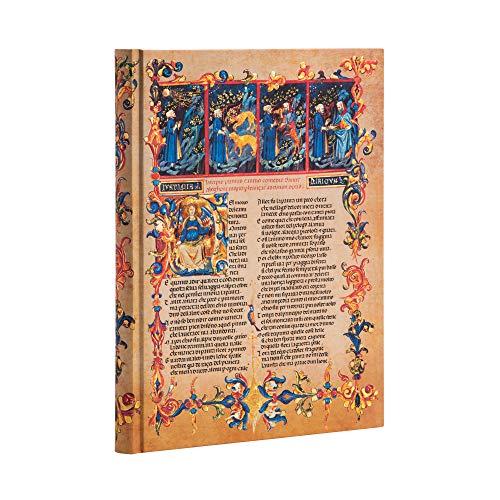 Paperblanks Hardcover Notizbücher Göttliche Komödie | Liniert | Ultra (180 × 230 mm)