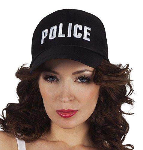 Boland 28412 Sombrero de policía, azul