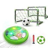 DEERC エアーサッカー ホバーサッカーKD002(緑)