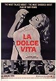 Dolce Vita, La - Anita Ekberg - Filmposter Kino Movie Das