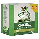 GREENIES Original TEENIE Natural Dog Dental Care Chews Oral...