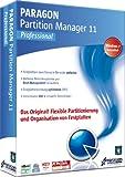 Paragon Partition Manager 11 Professional - Software de gerencia de sistema (150 MB, 256 MB, Intel Pentium 300MHz, DEU)