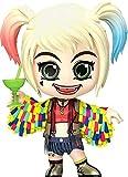 Figura Coleccionable Harley Quinn (versión de Chaqueta de Cinta de aución) de Hot Toys Cosbaby Series - Birds of Prey