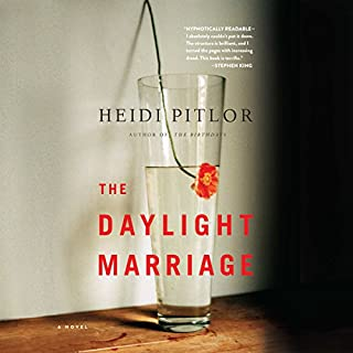 Daylight Marriage                   By:                                                                                                                                 Heidi Pitlor                               Narrated by:                                                                                                                                 Xe Sands                      Length: 5 hrs and 20 mins     50 ratings     Overall 3.2