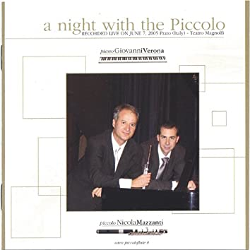 A Night With the Piccolo
