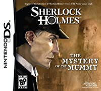 Sherlock Holmes: Mystery of Mummy (輸入版)