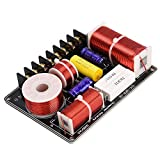 3 Way Frequency Divider 200W HiFi Audio Speaker Treble Midrange Bass 3 Units Crossover Filters