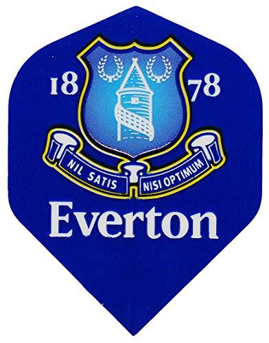 Everton FC Fußball Dart Flights