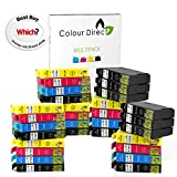 30 XL Colour Direct Compatible Cartouches d'encre compatibles Remplacement Pour Epson...