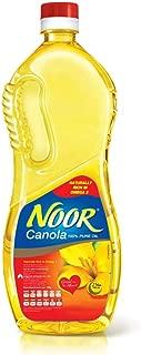 Noor Canola Oil Pet Amber - 750 ml