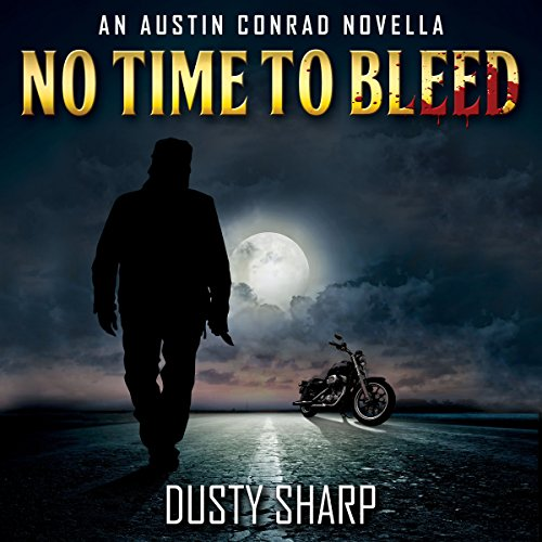 No Time to Bleed cover art
