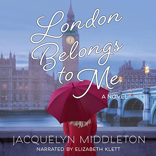London Belongs to Me audiobook cover art