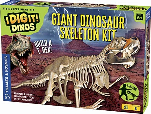 Thames Kosmos Giant Dinosaur Skeleton Kit Science Experiment Kit product image