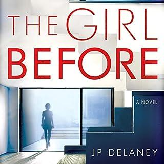 The Girl Before cover art
