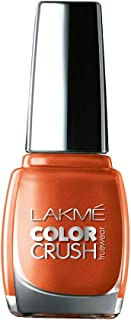 Lakmé True Wear Color Crush Nail Color, Shade 61, 9 ml