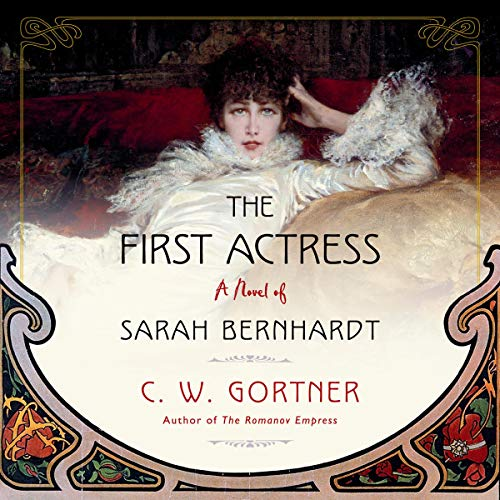 The First Actress cover art