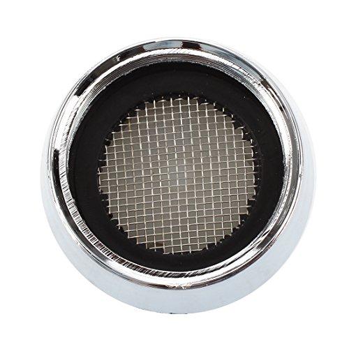SODIAL(R) bunte LED Wasserhahn Leuchtender LED Licht Wasserhahn mit Temperatursensor Farben(Gruen/Rot/Blau),Wasser-Strom-Hahn 3 Farben durch Wasserdruck (bunten LED Wasserhahnfilter) - 2