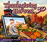 Thanksgiving Harvest 3D Screensaver