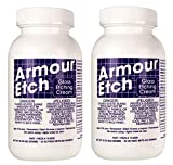 Armour Etch 15-0250 Cream, 22-Ounce (Тwo Рack)