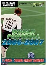 World Football 2006-2007 (EU Soccer) (PC-CD) Including Five-a-Side Football, Football Champions Quiz, Kick & Rush Soccer 2006