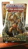 Masters of the Universe Heman Classics Action Figure
